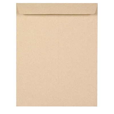 Grand & Toy Heavy Mailing Kraft Envelopes 24LB OPEN END 80% POST CONSUMR CONTENT 100/PK