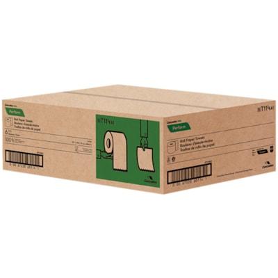 Cascades PRO Perform 1-Ply Hand Paper Towels for Tandem Dispenser, Latte, 775', Case of 6 775'  LATTE 6/CASE 7.5 X 775' ROLL