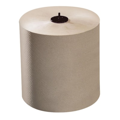 """Tork 1-Ply Universal Matic Hand Paper Towels, Natural, 700', Carton of 6 ROLL TOWEL 1PLY 73/4""""X700' NATURAL"""