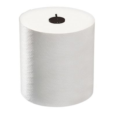 """Tork 1-Ply Advanced Matic Hand Paper Towels, White, 700', Carton of 6 ROLL TOWELS  1-PLY 73/4""""X700' WHITE"""