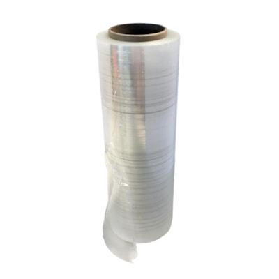 "Malpack Platinum Max Hand Wrap, Clear, 16"" x 1,476', 70 Gauge, Carton of 4 Rolls PLATINUM MAX HAND WRAP 4/CS"