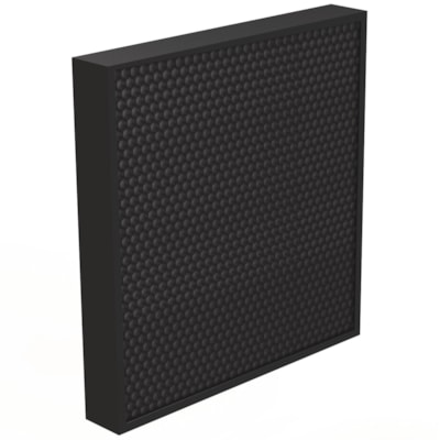 """Fellowes AeraMax Pro AM3 or AM4 Carbon 2"""" Filter with Pre-filter, Pack of 2 rbon filter with Pre-Filter 2p k"""