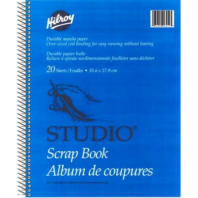Hilroy Scrapbook MANILLA DRAWING PAPER