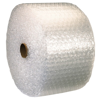 "Grand & Toy Bubble Wrap Cushioning 12""X100' PERFORATED EVERY 12"""