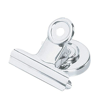 Acco Magnetic Clips NICKEL PLATED