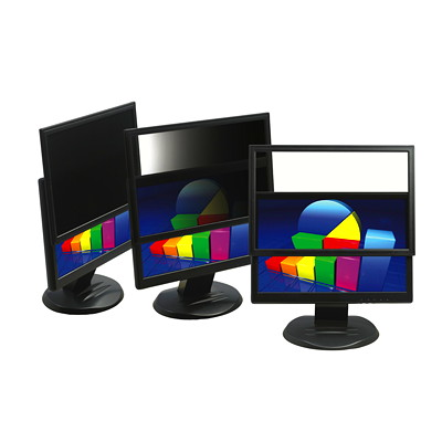 "3M Framed Privacy Filter for 19"" Standard Monitor - display privacy filter - 19"" 19"" FRAMED  STANDARD DSKTP LCD MONITORS"