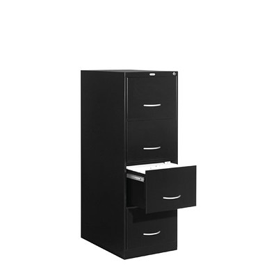 Grand & Toy Vertical File LOCK INCL CRESCENT PULL HANDLE HIGH SIDE WALLS FOR HANG.FILES