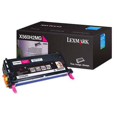 Lexmark Laser Cartridges HIGH YIELD 10K