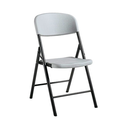 Offices To Go LiteLift II Armless Folding Chairs - Set of 4  ARMLESS SET OF 4