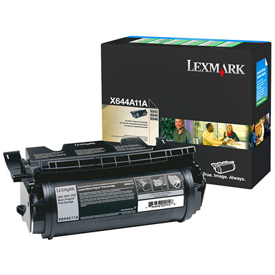 Lexmark Monochrome Black Cartridge YIELD 10K  RETURN PROGRAM