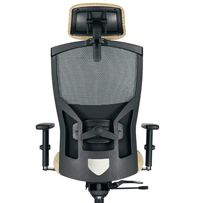 Global Alero High-Back Multi-Tilter Chair With Headrest MESH FABRIC JENNY FABRIC GLOBAL