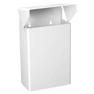 Frost Napkin Disposal Unit N DISPOSAL WHITE EPOXY FINISH