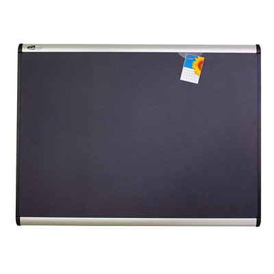 Quartet Prestige Plus Magnetic Fabric Bulletin Board BULLETIN BOARD 6' X 4' MAGNETIC