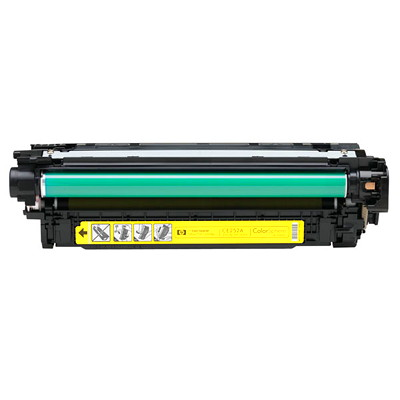 HP 504A (CE252A) Yellow Original LaserJet Toner Cartridge CP3525/CM3530 YIELD 7000
