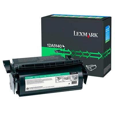 Lexmark Reconditioned Toner CARTRIDGE YIELD 25K