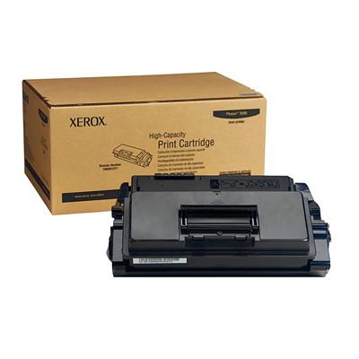 Xerox Black High Yield Original Toner Cartridge (106R01371) BLACK HIGH YIELD 14000