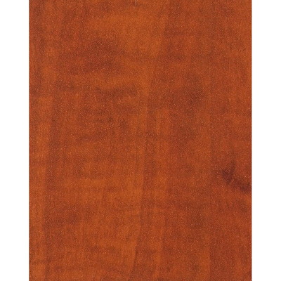 "HDL Reception Gallery, Autumn Maple, Right-handed AUTUMN MAPLE FINISH 77""W X 77""D X 43""H"