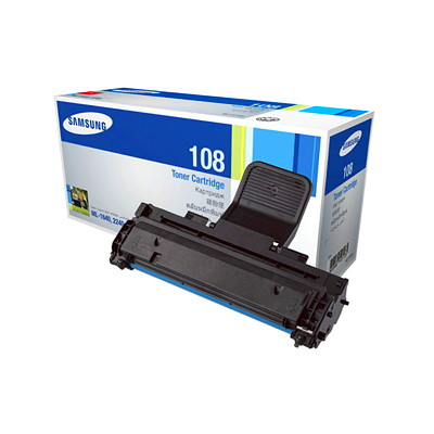 Samsung O.E.M. Laser & Fax Cartridge 2240 BLK HI YIELD 1500