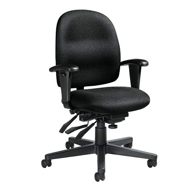Global Granada Multi-Tilter Chair GLOBAL SPRINKLE S110 3N ARM