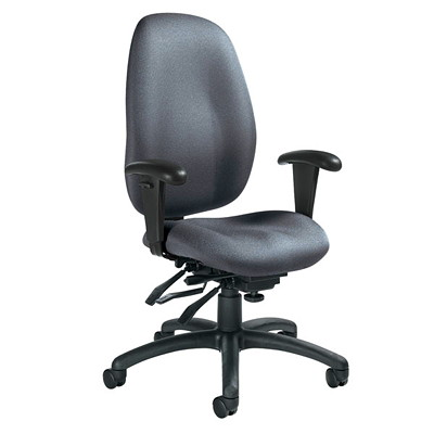 Global Malaga High-Back Multi-Tilter Chair GLOBAL JENNY JN03
