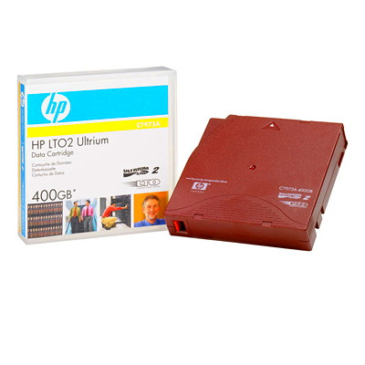 HP ULTRIUM LTO 2 DATA CART.