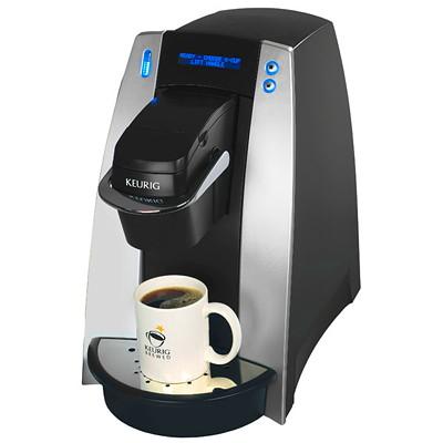 Keurig One Cup Coffee Maker Directions : Keurig Single-Cup Coffee Maker Grand & Toy