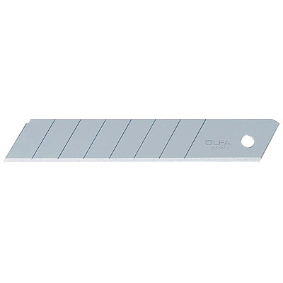 OLFA Heavy-Duty 18 mm Snap-Off Blades FOR USE WITH THE #01021 CL RACHET KNIFE