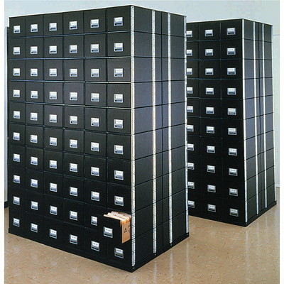 Bankers Box Staxonsteel Drawer File 15-1/4WX10-1/2HX24D STAX-ON- STEEL FRAME SELF STACKING WIRE