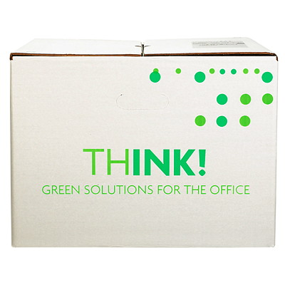 Grand & Toy THINK! Recycle Toner Box