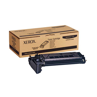 Xerox Black Standard Yield Original Toner Cartridge (006R01278) BLACK  YIELD 8K