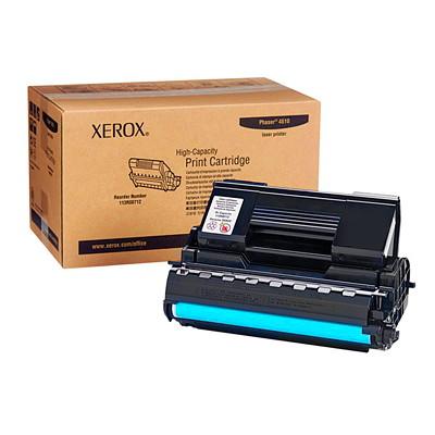 Xerox Black High Yield Original Toner Cartridge (113R00712) BLACK  YIELD 19K