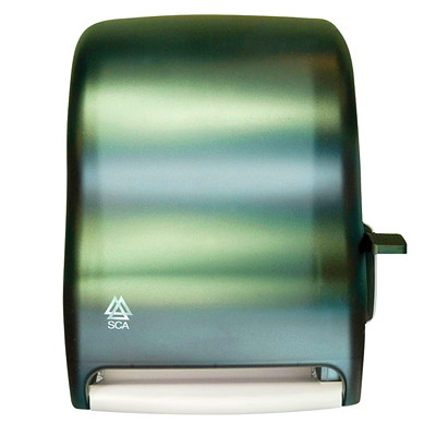 "Tork Auto Transfer Hand Paper Towel Roll Dispenser HOLDS 8"" ROLL 2-15/16IN.W X 9-1/4IN.D X 15-1"