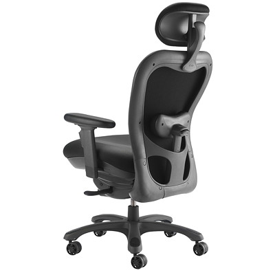 Nightingale CXO Executive Chair  EXECUTIVE MESH TASK C1 MYSTIC BLACK FABRIC