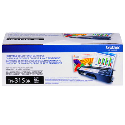 Brother Laser Toner HL-4150CDN  4570CDW; MFC-9560C YIELD 6000
