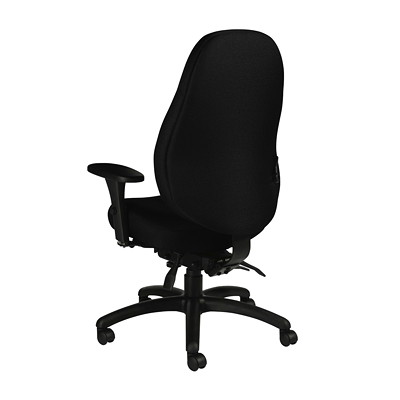 Global ObusForme Comfort Multi-Tilter Chair SCHUKRA  SPRINKLE-S110 BLK