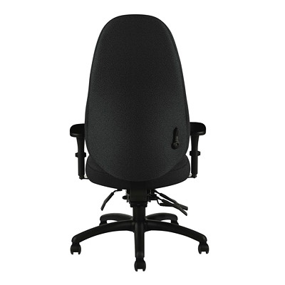 Global ObusForme Comfort Multi-Tilter Chair SCHUKRA  SPRINKLE-S111 GRY