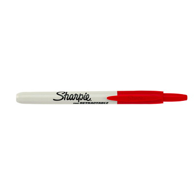Sharpie Retractable Markers