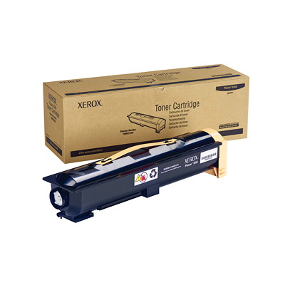 Xerox Phaser 5550 Black Standard Yield Toner Cartridge (106R01294)