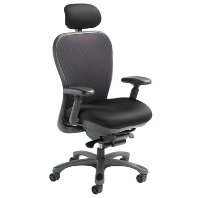 Nightingale CXO Executive Chair  EXECUTIVE MESH TASK C2 MYSTIC GRAY FABRIC