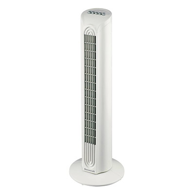 "Duracraft 30"" Oscillating Tower Fan 30"" TOWER FAN 3 SPEED SETTINGS"