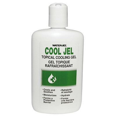 Water-Jel Cool Jel Topical Cooling Gel