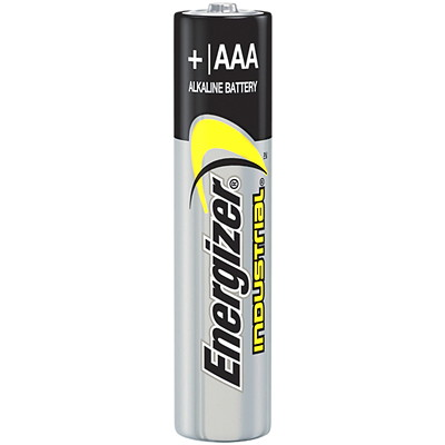 "Energizer Industrial ""AAA"" Alkaline Batteries, 24/PK (EN92) NOT FOR RETAIL SALE"