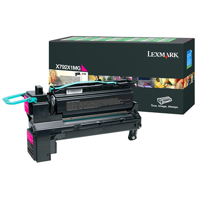 Lexmark Laser Cartridge XHY RETURN PROGRAM - 20K