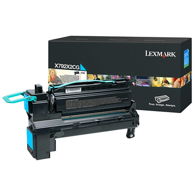 Lexmark Laser Cartridge  XHY - 20000K
