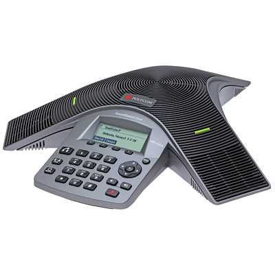 Polycom SoundStation Duo Conference VoIP Phone  FPERP