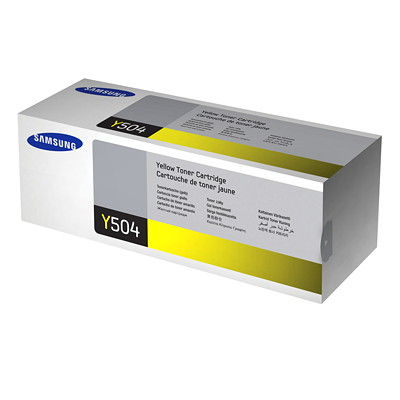 SAMSUNG CLP-415N  415NW TONER YELLOW 1 800 PAGE YIELD