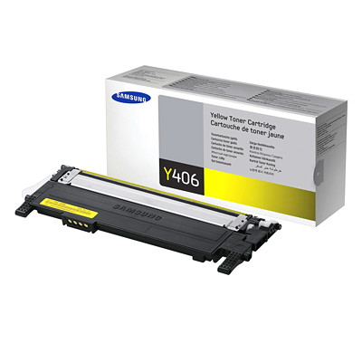 Samsung O.E.M. Laser & Fax Cartridge YELLOW 1 000 PAGE YIELD