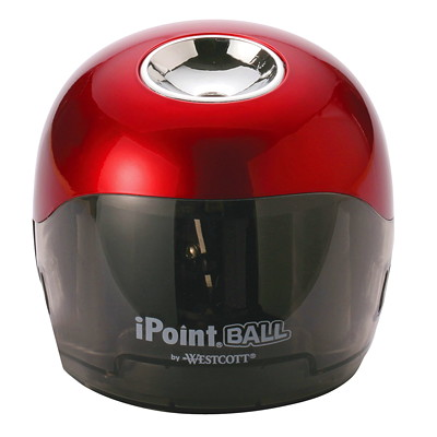 iPoint Ball Battery-Powered Pencil Sharpener BATTERY