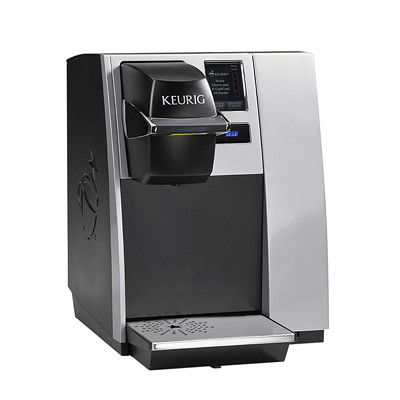Keurig K150 Single-Cup Office Coffee Brewing Machine, Pour-over Design POUR-OVER