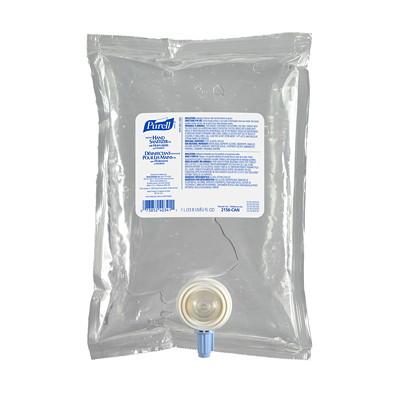 Purell NXT Advanced Gel Hand Sanitizer Refills, 62% Alcohol Content, 1,000 mL, 8/CT REFILL  8/CASE